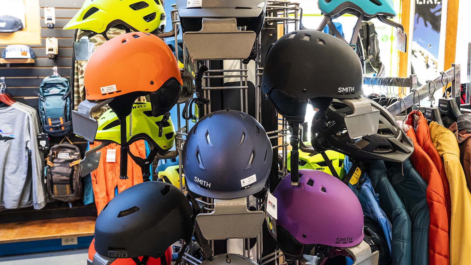 Winter Helmets