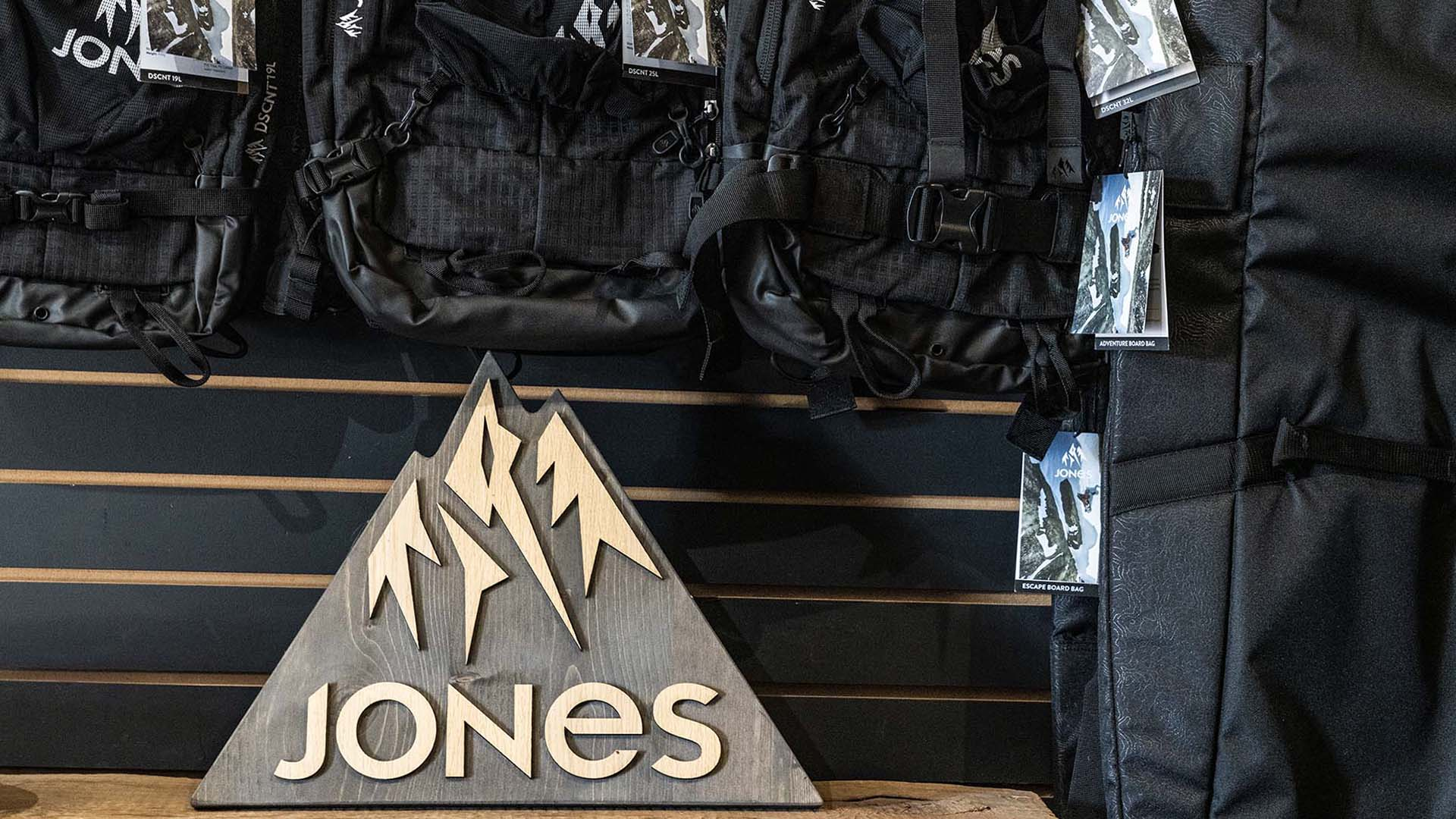 Winter Packs Jones